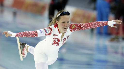 Wust takes gold at 3rd straight Winter Olympics