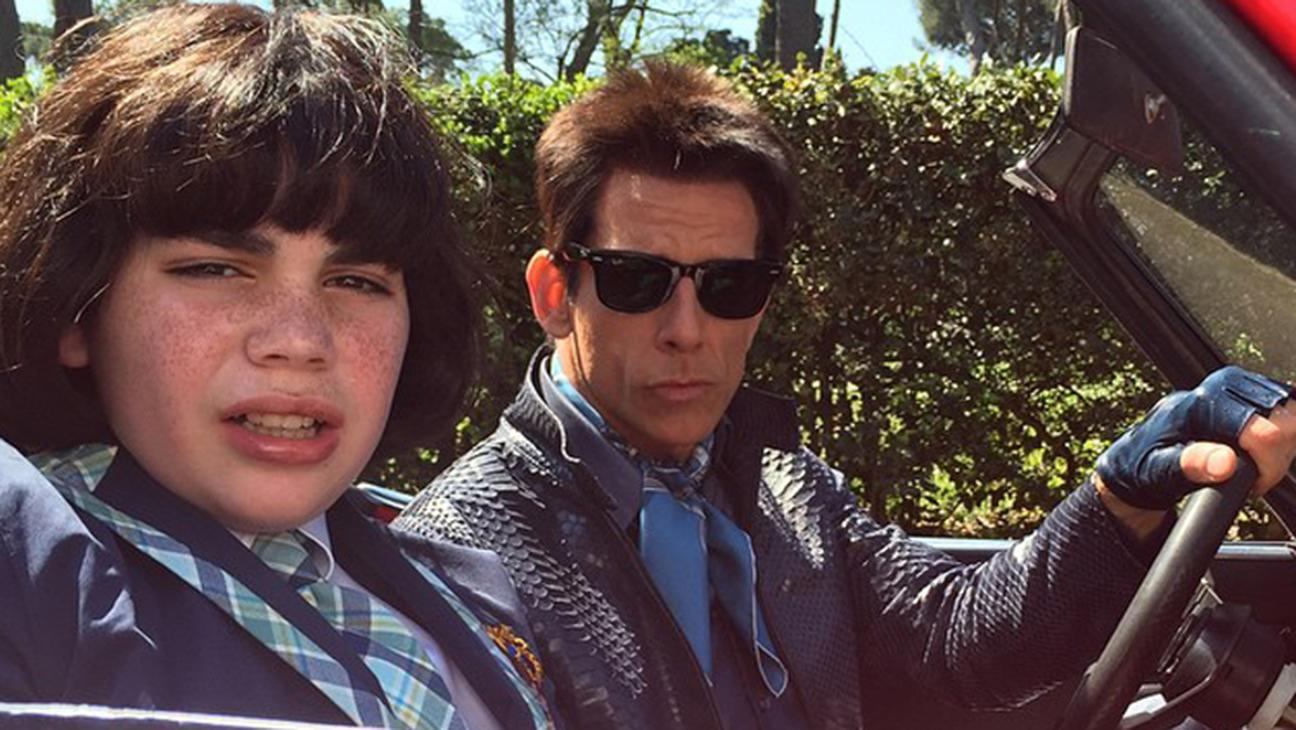 'Zoolander 2's' Cyrus Arnold Talks Cracking Up With Will Ferrell, Perfecting Derek Jr.'s Version of Blue Steel