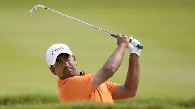 India's Anirban Lahiri hopes his debut at the Cadillac Championship signals the start of greater things in America as he dreams of becoming his homeland's first major winner