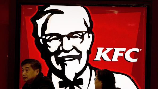 KFC launches China campaign to rebuild brand