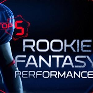 Week 2: Top 5 Rookie Fantasy Performances
