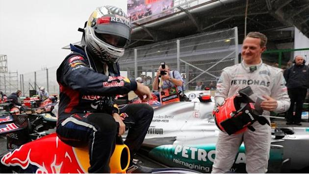 Formula 1 - Season review: The Frontrunners