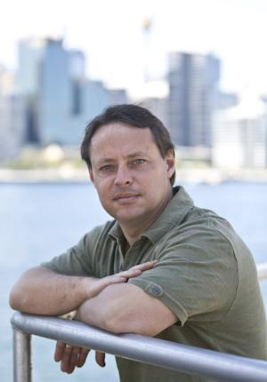 An undated image supplied Friday Oct. 15, 2010, by publisher Random House, showing former Guantanamo Bay detainee, Australian David Hicks, who was imprisoned for five and half years in the US military detention camp.  Hicks was released from the Guantanamo Bay detention camp in 2007 and has written a book entitled 'Guantanamo: My Journey', which is released Saturday Oct. 16. (AP Photo/Random House)