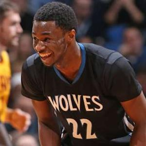 Steal of the Night: Andrew Wiggins