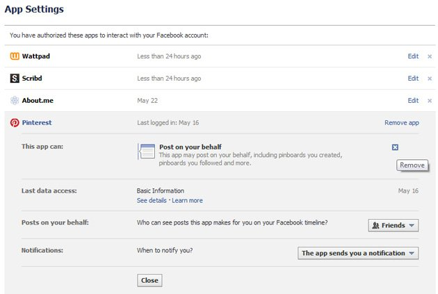 mm 630 facebook app02 Facebook Brings In 10 Second Rule to Cease Auto Sharing Spam