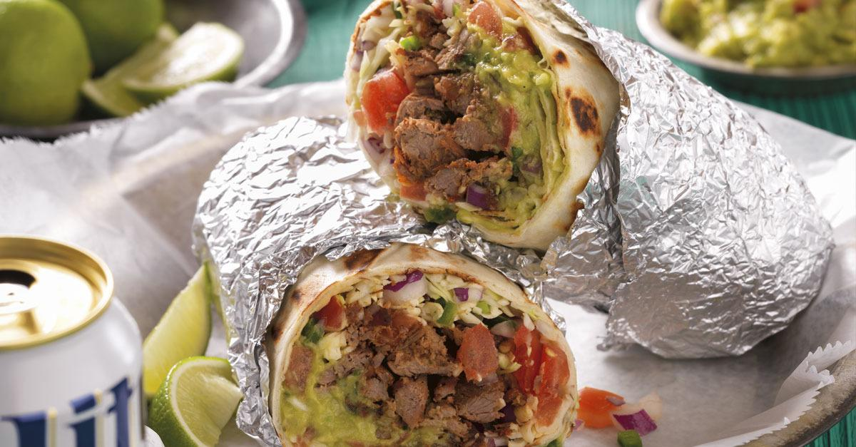 The Burrito Recipe You Need To Try