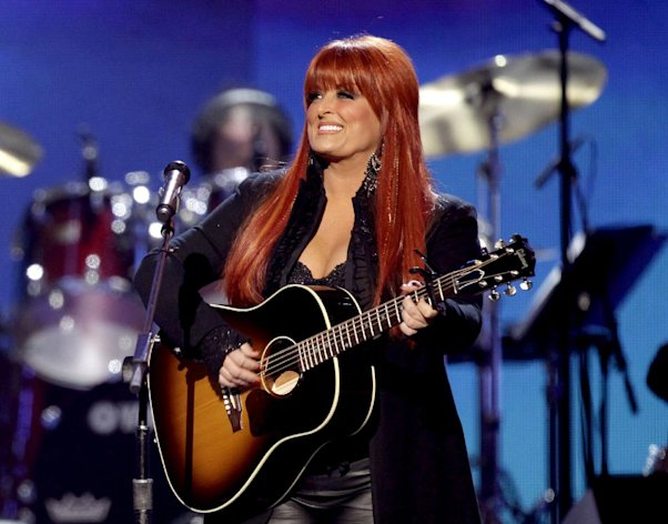 FILE - This April 4, 2011 file photo shows country winger Wynonna Judd from The Judds, performing at the Girls' Night Out: Superstar Women of Country in Las Vegas. Judd's publicist, Todd Brodginski, confirms that she married drummer Cactus Moser in a private family ceremony on Sunday, June 17, 2012. The wedding took place in Leipers Fork, Tenn. This is the third marriage for 48-year-old Judd. The couple had been dating since 2009. (AP Photo/Julie Jacobson, file)