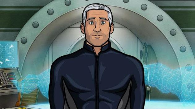 """Archer"": Captain Murphy (voice of Jon Hamm)"