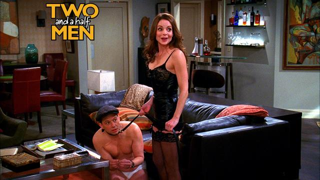 Two And A Half Men - Bonding And Bondage