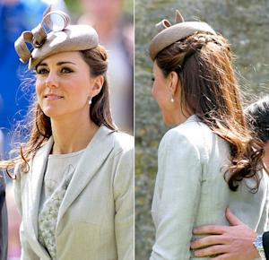 Kate Middleton Finally Changes Hairstyle With a Braid!