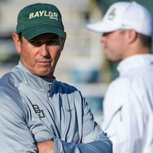 Art Briles On Accident That Took His Parents' Lives