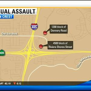 Police investigate sex assault in Ocean Crest