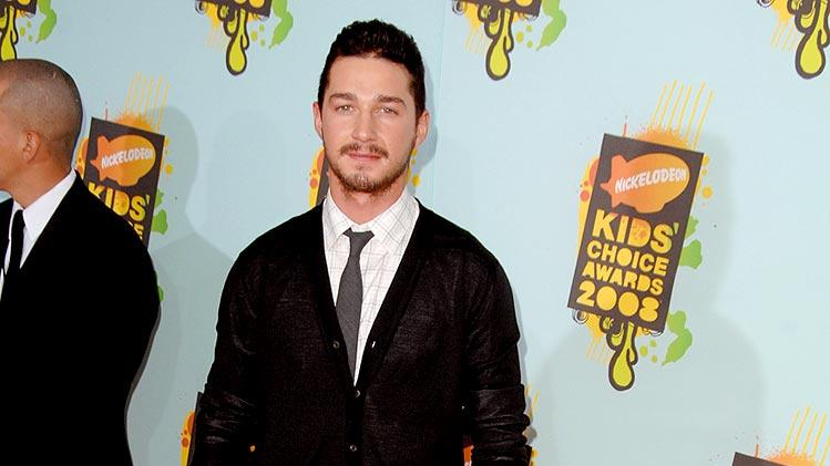 La Beouf Shia Kids Choice Aw