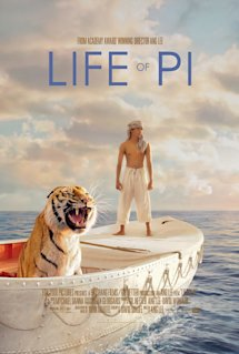Poster of Life of Pi