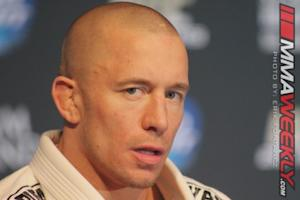 Rumors and Speculation Swirl About UFC Champion Georges St-Pierre's Future