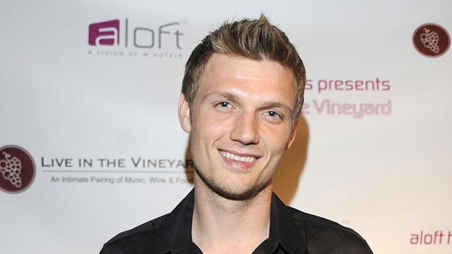 Nick Carter JanB Day