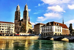 Zurich, Switzerland (ND Strupler/Flickr)