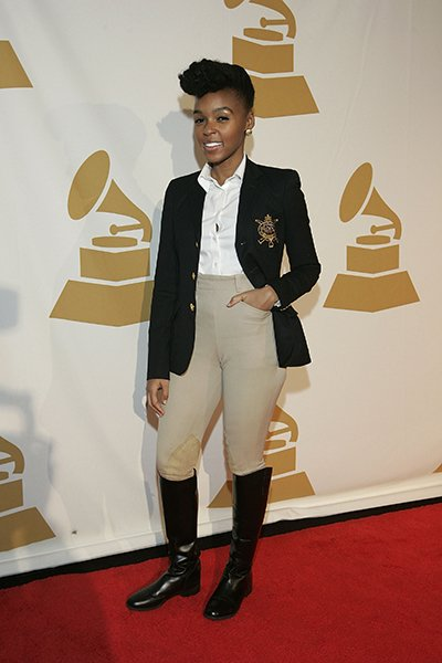 At the Grammy Nominee Reception in Atlanta in 2009