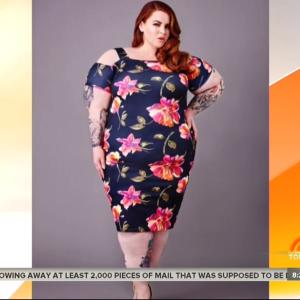 Plus Size Model Ignores Critics, Proud of People Magazine Cover
