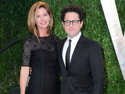 JJ Abrams Vanity Fair Oscars Party