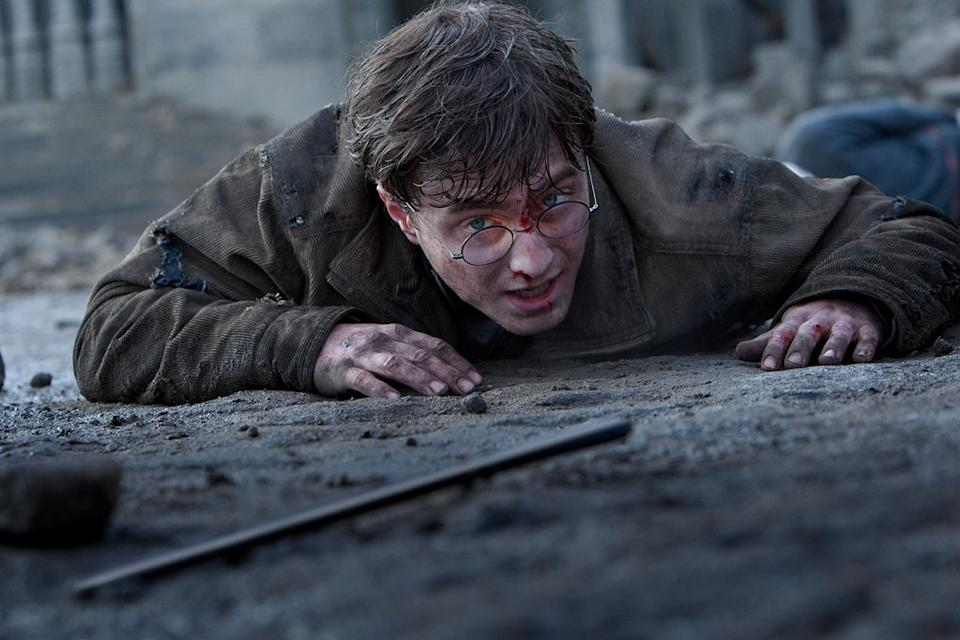 Harry Potter and the Deathly Hallows 2011 Warner Bros. Pictures Daniel Radcliffe