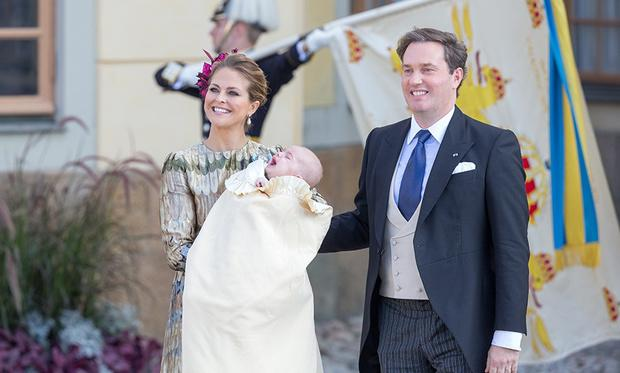 Princess Madeleine is taking a break from maternity leave for a special cause