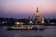 Bangkok was voted the world's best city in a travelers' survey