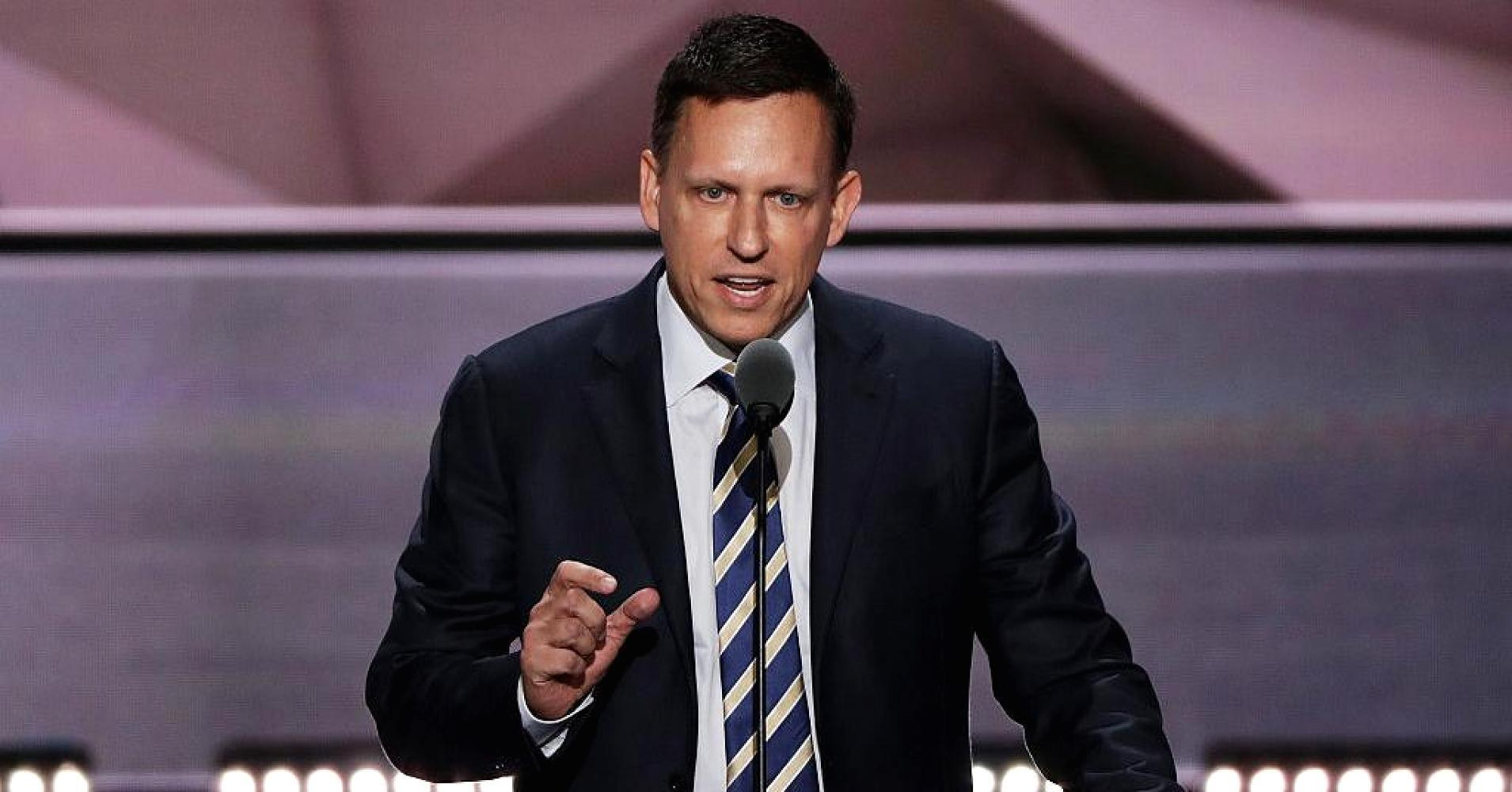 Peter Thiel may be mulling a run for California governor: Report