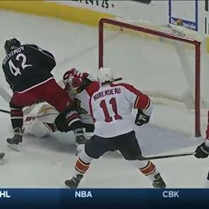 Anisimov jukes and scores ridiculous shorty