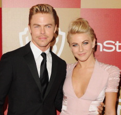 Starz Teams With Julianne & Derek Hough To Develop Ballroom Dancing Series