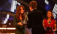 Pregnant Kate At Sports Personality Of Year