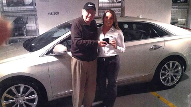 Omaha Cadillac Saleswoman Impresses 'Secret Shopper' Warren Buffett