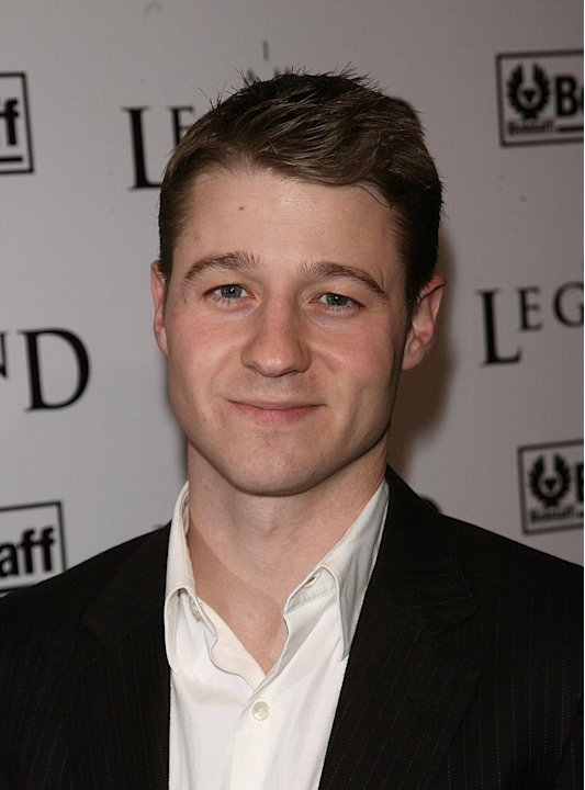 "Benjamin McKenizie at the ""I am Legend"" New York City Premiere -  Decemeber 11, 2007"