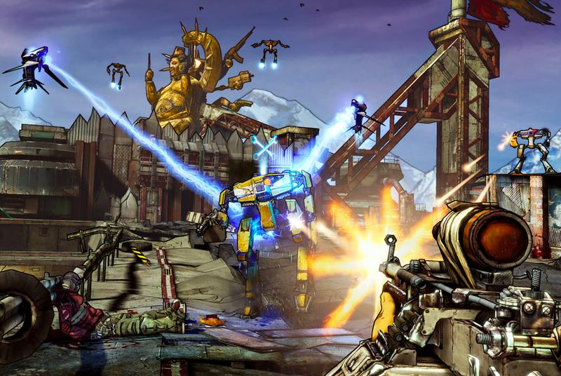 Borderlands is being turned into a blockbuster movie