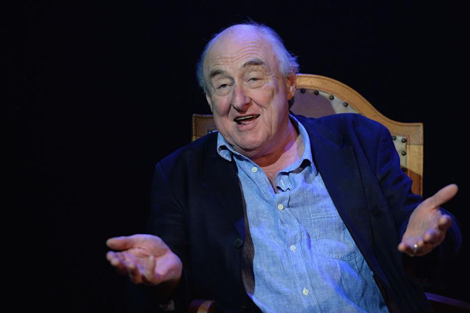Cricket Commentators Henry Blofeld And Peter Baxter Appear At The Edinburgh Festival