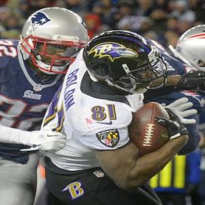 New England Patriots vs. Baltimore Ravens - Head-to-Head