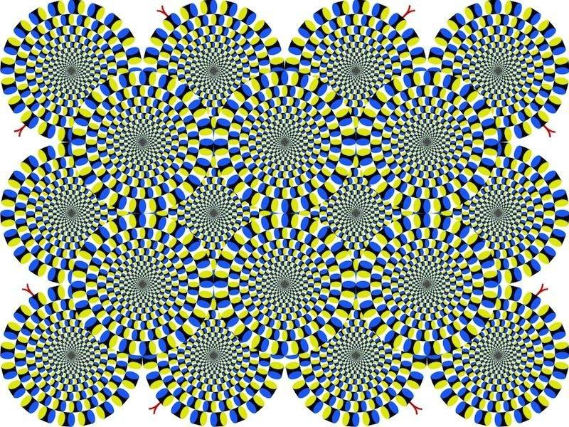 10 mind-melting optical illusions that will make you question reality