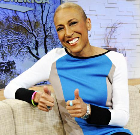 "Robin Roberts to Return to Good Morning America Feb. 20: ""Can't Wait to Be Back"""
