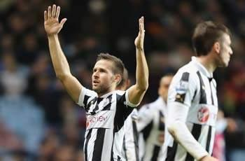 Aston Villa 1-2 Newcastle: Cisse and Cabaye pile pressure on Lambert