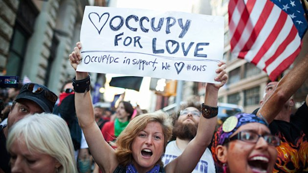 Occupy Wall Street: 25 Arrests Made as Movement Celebrates 1-Year Anniversary (ABC News)