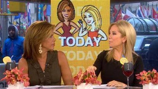 KLG, Hoda: Is It Gross to Watch People Make Out?