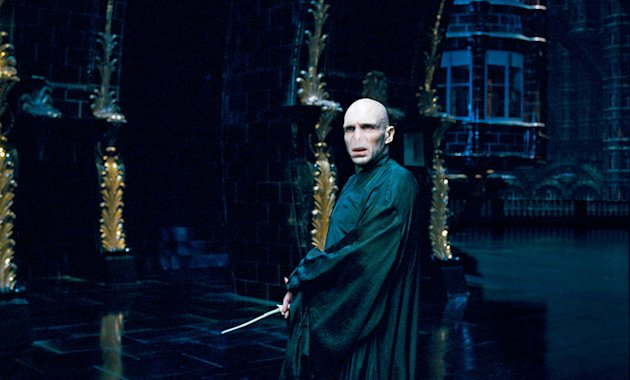 Harry Potter and the order of the Phoenix 2007 Warner Bros Pictures Ralph Fiennes