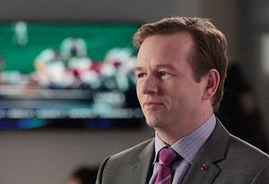 Dallas Roberts | Photo Credits: Giovanni Rufino/CBS