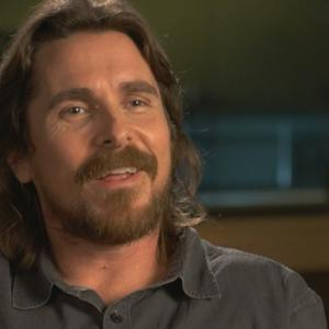 Christian Bale Takes You Behind the Scenes of 'Exodus: Gods and Kings'