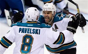 Sharks-Canucks Preview
