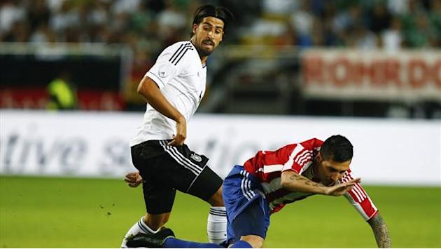 Liga - Madrid wanted to sell Khedira