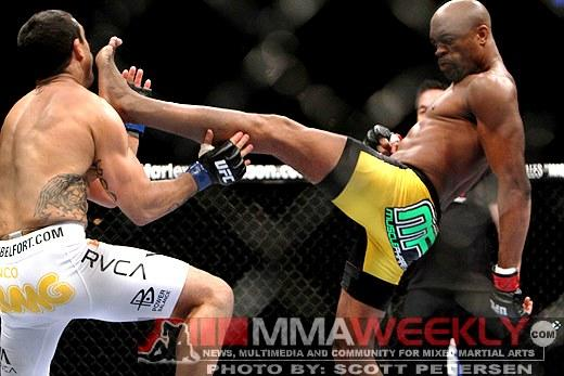 Anderson Silva Has No Plans of Retiring Any Time Soon