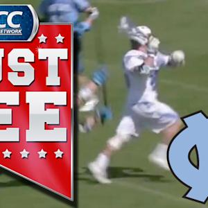 North Carolina Lacrosse Wins OT Thriller | ACC Must See Moment Of 2013 Candidate
