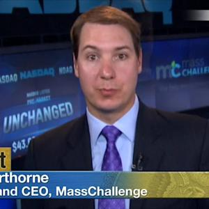 MassChallenge CEO Says Future is Bright for U.S. Entrepreneurship