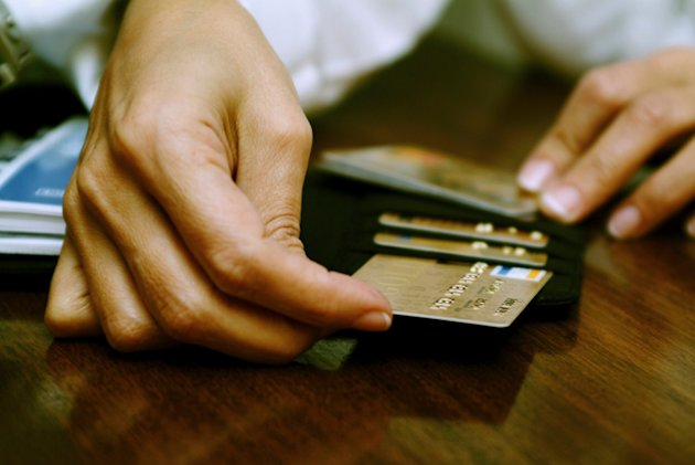 On average, they carry an arsenal of about seven credit cards.